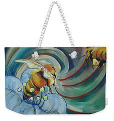 Bee Friends Weekender Tote Bag