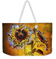 Bees To Honey Weekender Tote Bag