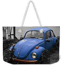 Beetle Garden Weekender Tote Bag by Angela DeFrias