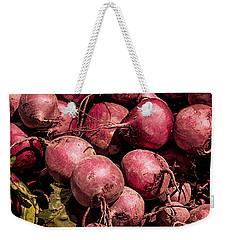 Beets - Earthy Wonders Weekender Tote Bag