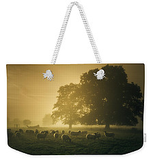Before Dawn Gathering Weekender Tote Bag by Chris Fletcher