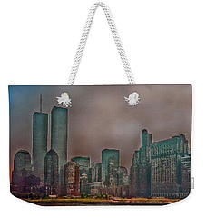 Weekender Tote Bag featuring the photograph Before by Hanny Heim