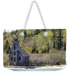 Before Restoration Weekender Tote Bag