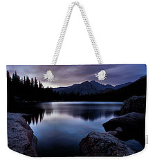 Weekender Tote Bag featuring the photograph Before Sunrise by Steven Reed