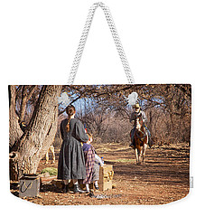 Before The Battle For Socorro Weekender Tote Bag