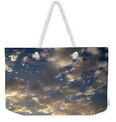 Before The Rain Weekender Tote Bag