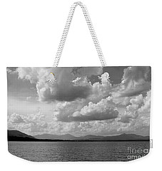 Before The Storm Weekender Tote Bag by Barbara Bardzik