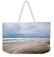 Weekender Tote Bag featuring the photograph Before The Storm by Sennie Pierson