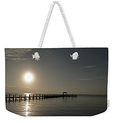 Before The Sunset Weekender Tote Bag