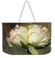 Begonia With A Tint Of Pink Weekender Tote Bag
