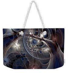 Beguiled At Twilight Weekender Tote Bag by Casey Kotas