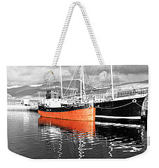 Being Selective Weekender Tote Bag