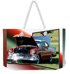 Bel Air 1950s-featured In Manufactured Items Group Weekender Tote Bag