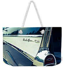 Bel Airtail Fin Weekender Tote Bag
