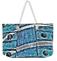 Weekender Tote Bag featuring the photograph Bell by Ethna Gillespie