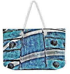 Bell Weekender Tote Bag by Ethna Gillespie