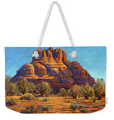 Bell Rock, Sedona Arizona Weekender Tote Bag