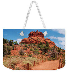 Bell Rock - Sedona Weekender Tote Bag