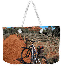 Bell Rock Trail Weekender Tote Bag