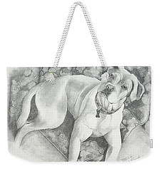 Bella My Pup Weekender Tote Bag