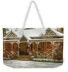 Bella Vista Weekender Tote Bag