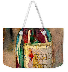 Bella Vita Weekender Tote Bag by Beverley Harper Tinsley