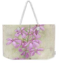 Belle Weekender Tote Bag