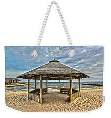 Bellport Ny - Gazebo Weekender Tote Bag