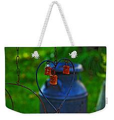 Bells Weekender Tote Bag by Rowana Ray