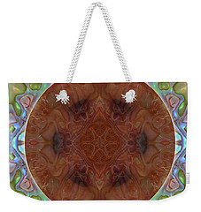 Belly Button Weekender Tote Bag