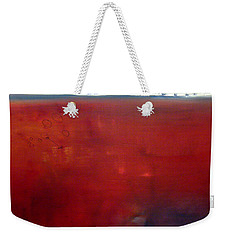 Below Weekender Tote Bag