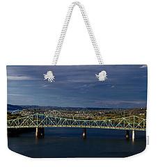 Belpre Bridge Weekender Tote Bag