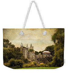 Belvedere Castle Weekender Tote Bag by Jessica Jenney