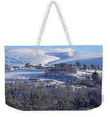 Ben Rinnes - Snow Weekender Tote Bag by Phil Banks