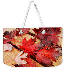 Bench Cushion Weekender Tote Bag