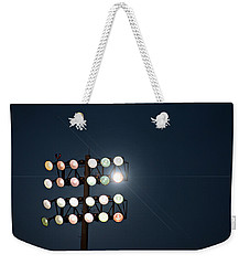 Beneath Friday Night Lights Weekender Tote Bag