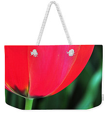 Weekender Tote Bag featuring the photograph Beneath by Mike Martin