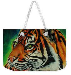 Bengal Weekender Tote Bag