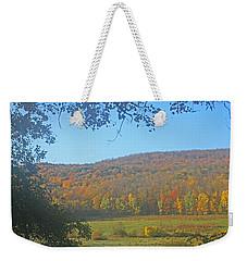 Berkshires Colors  Weekender Tote Bag