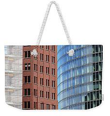 Berlin Buildings Detail Weekender Tote Bag