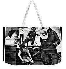 Bernadette Weekender Tote Bag