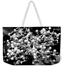 Berries Weekender Tote Bag by Clare Bevan