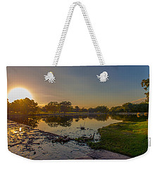 Berry Creek Sun Set Weekender Tote Bag