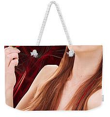 Berry Delightful Weekender Tote Bag