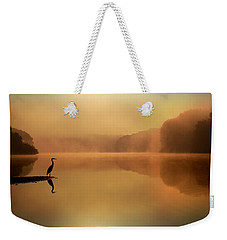 Beside Still Waters Weekender Tote Bag