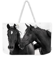 Best Buds Wild Mustang Weekender Tote Bag