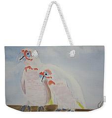 Best Mates Weekender Tote Bag