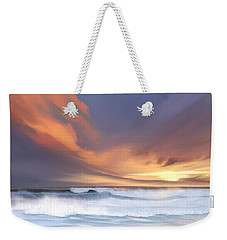 Best Of Days Weekender Tote Bag by Anthony Fishburne