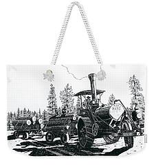 Best Steam Traction Engine Weekender Tote Bag