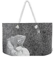 Bestilled Life Weekender Tote Bag by A  Robert Malcom